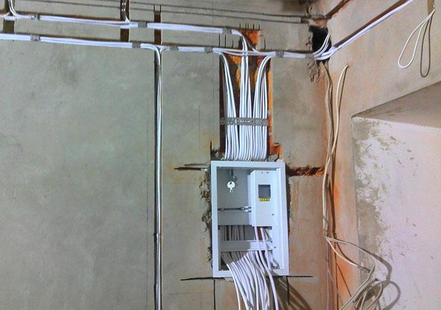 Подключение электрики в Гомеле