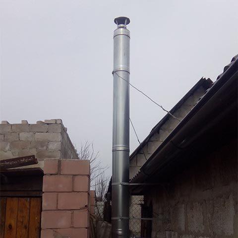 Установка дымоходов мастер в Гомеле
