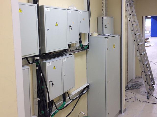 Установка электрооборудования в Гомеле