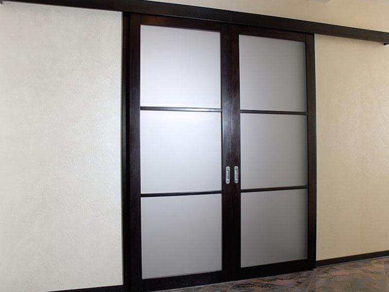 Установка двери-купе в Гомеле
