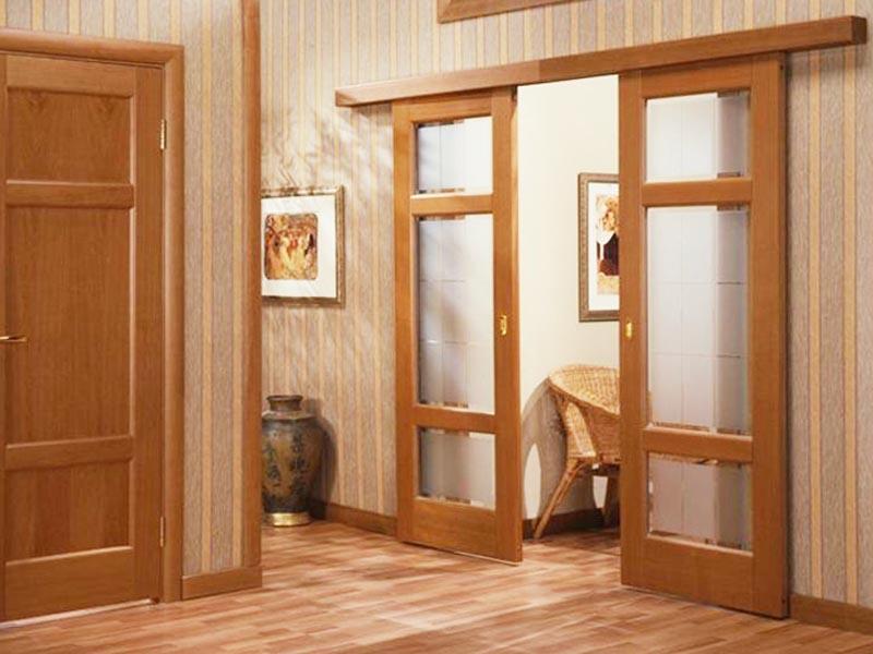 Установка раздвижной двери в Гомеле